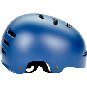 TSG Evolution Solid Color Casco, satin blue